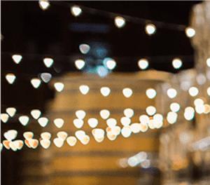 Rent String Lighting Santa Barbara