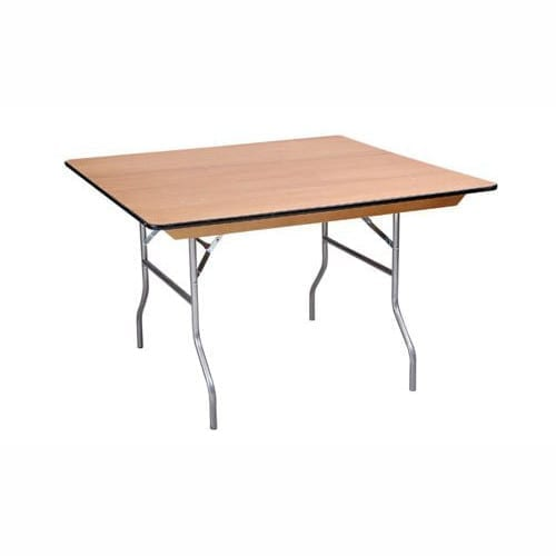 48 Inch Square Tables Just 4 Fun Party Rentals Santa Barbara