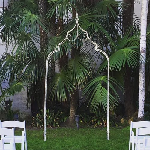 Antique Wedding Arch