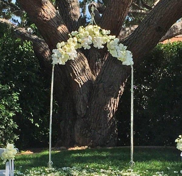 Wedding Arches For Rent.Rent Vintage Wedding Arch Just 4 Fun Party Rentals Santa Barbara