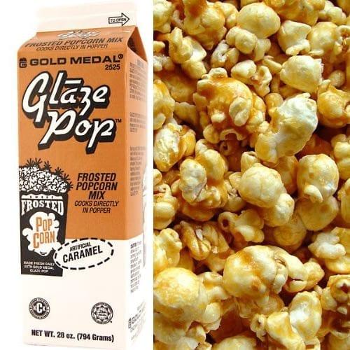 Caramel Popcorn Supplies