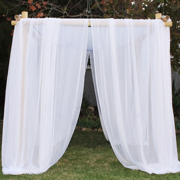 Bamboo Wedding Altar: Rent Bamboo Wedding Chuppah