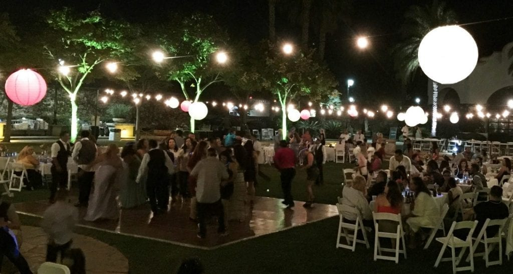 Chase Palm Park Weddings Just 4 Fun Party Rentals 805