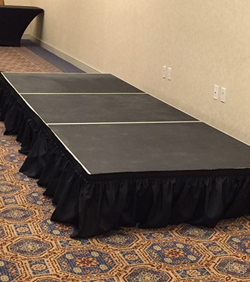 Portable Stage Rental
