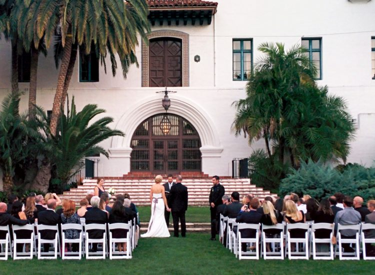Mollie Crutcher Photography Santa Barbara Courthouse Wedding