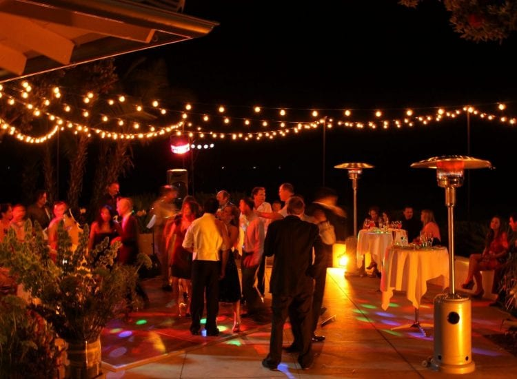 Wedding at Chase Palm Park