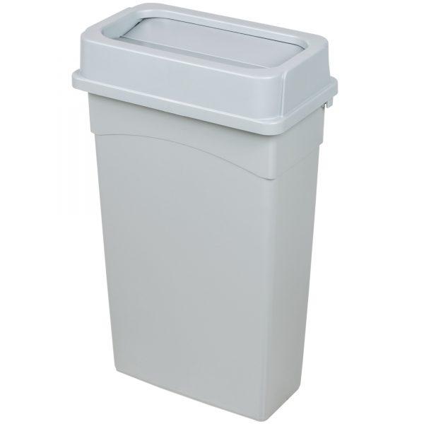 23 Gallon Slim Trash Cans