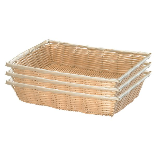 14″ Rectangle Baskets