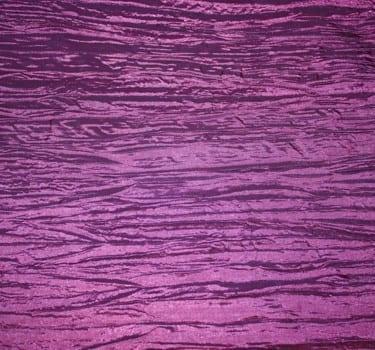 Grape Crinkle Taffeta