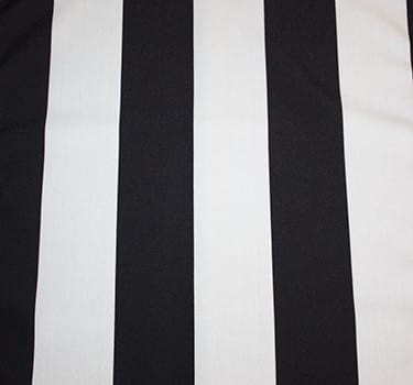 Black Hampton Stripe