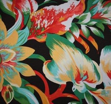 Luau Print