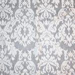 White Flourish Lace Table Runner