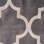 Moroccan Graphite Reverse Jacquard