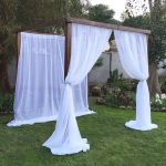 Wood Wedding Chuppah