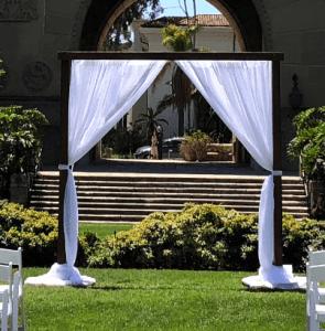 Rent Wedding Arch