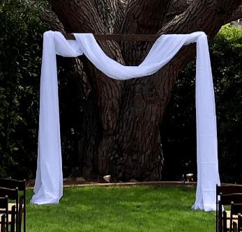 Wedding Arches For Rent.Wood Wedding Arch Rental Just 4 Fun Party Rentals Santa Barbara
