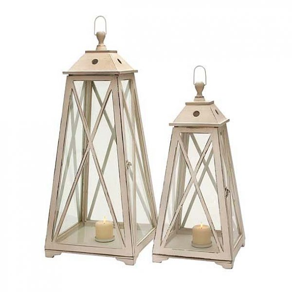 Stagecoach Lantern Set