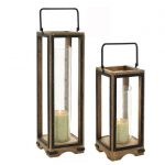 Farmhouse & Vineyard Lantern Set