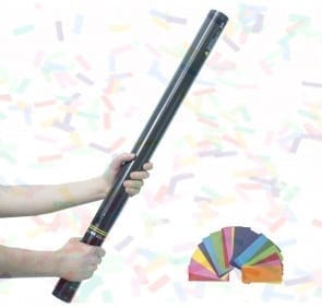 Handheld Confetti Cannons