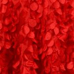 120 Round Taffeta Petals – Red, Black, White, Fuchsia