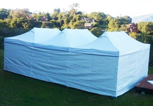 30x20 tent rental