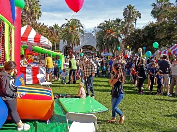 8×8 Carnival Tent Red u0026 White & 8x8 Carnival Tent - Just 4 Fun Party Rentals Santa Barbara 805-680 ...