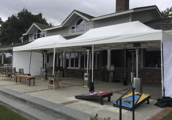 santa barbara tent rental