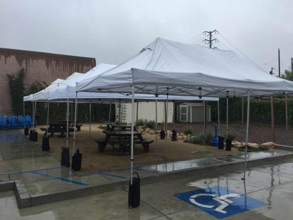 rent 10x20 canopy tent