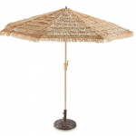 Thatched Tiki Umbrella