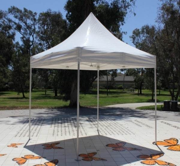 Rent 10x10 Canopy Tent | Just 4 Fun Party Rentals Santa Barbara