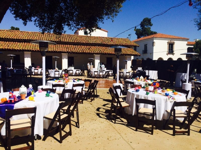 Round Table & Chair Rentals