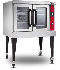 propane convection oven