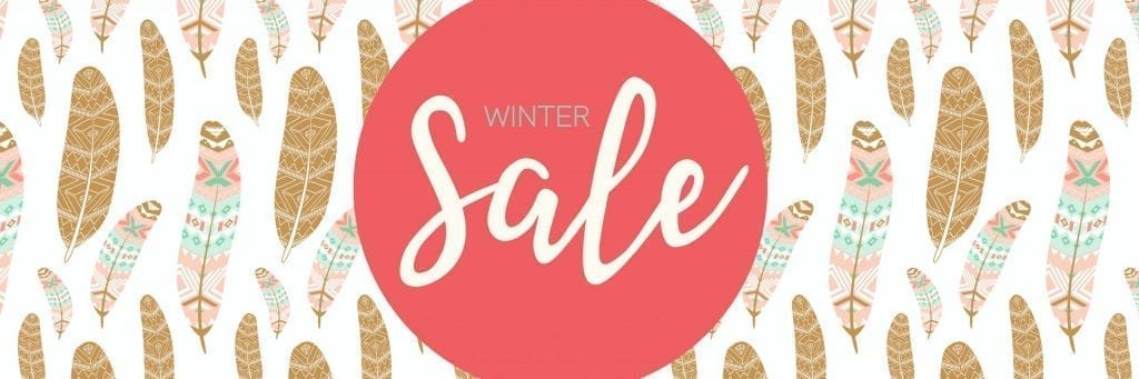 Winter Sale Limited Time Offer