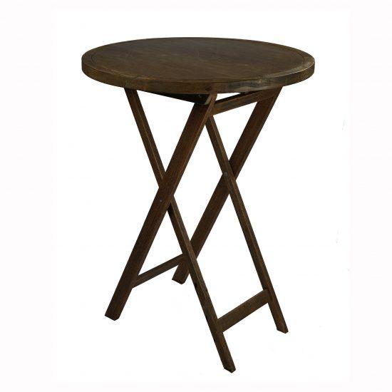 Rustic Bistro Tables